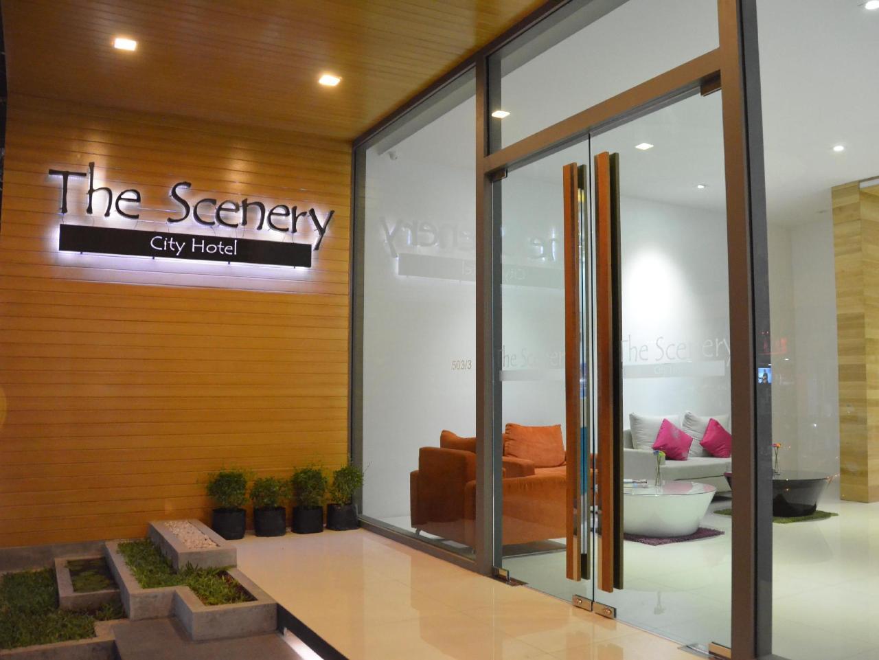 เดอะ ซีนเนอรี่ ซิตี้ โฮเต็ล (The Scenery City Hotel)
