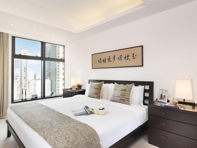 【香港 ホテル】Shama Central Serviced Apartments(Shama Central Serviced Apartments)