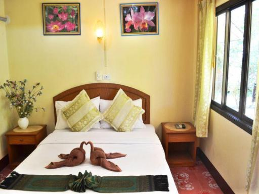Arena Bungalow hotel accepts paypal in Koh Lanta