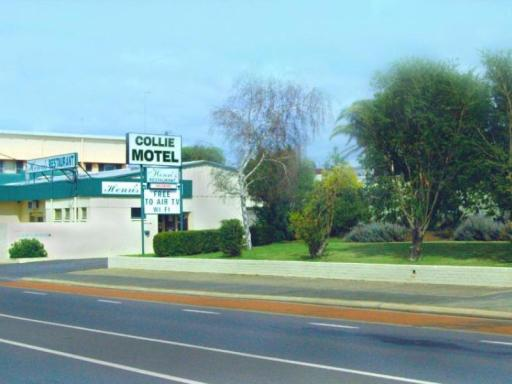 book Collie hotels in Western Australia without creditcard