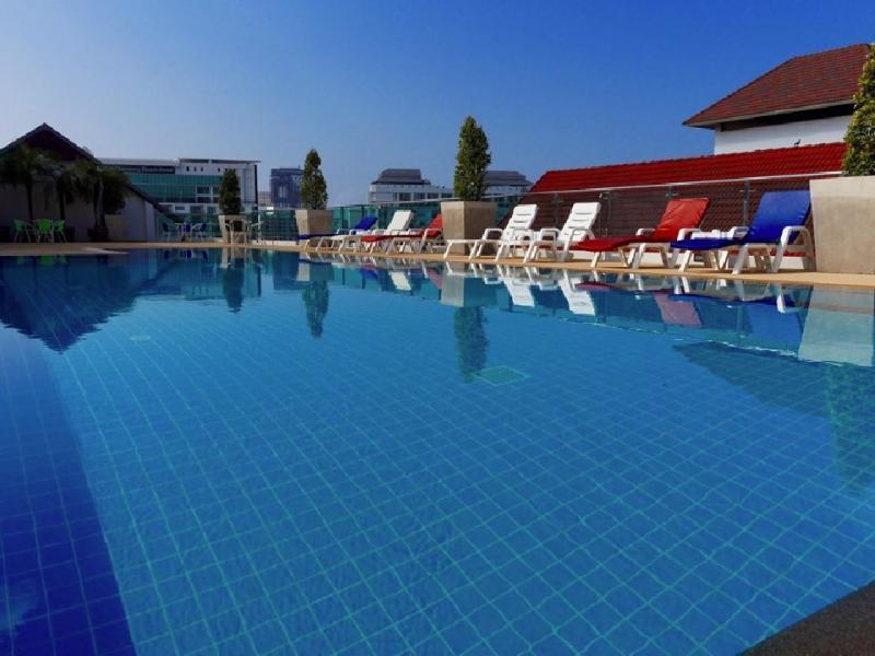 Beach Hotel Pattaya Agoda