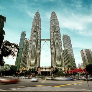 SOHO  suites klcc by 21 Century  3 Bed rooms