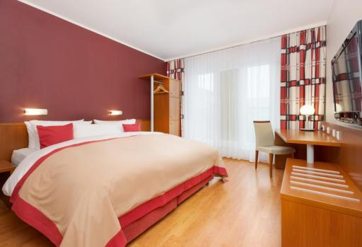 Best PayPal Hotel in ➦ Munster: H4 Hotel Muenster City Centre