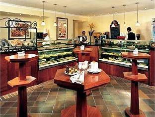 JW Marriott Hotel काराकस - कॉफी शॉप/कैफे