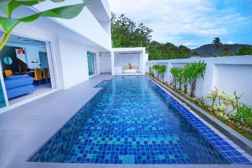 Naiharn Bansuanview Pool Villa Phuket