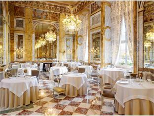 De Crillon Hotel Paris - Restaurant Les Ambassadeurs