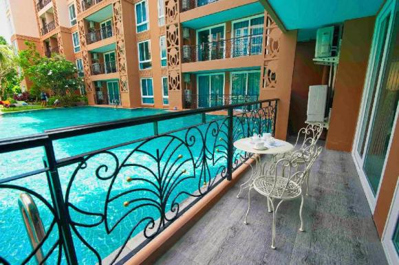 Family 2 bed with Pool View (Kid's Waterpark) 300 meter from beach - 17674020