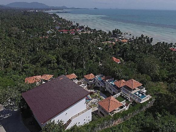 Villa Mak Di 104   1 Bed Villa with Sea View in Nathon Samui - 30302163