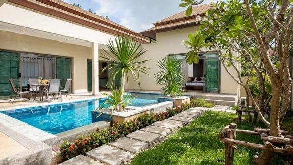 2 Bedrooms + 2 Bathrooms Villa in Rawai - 11502838