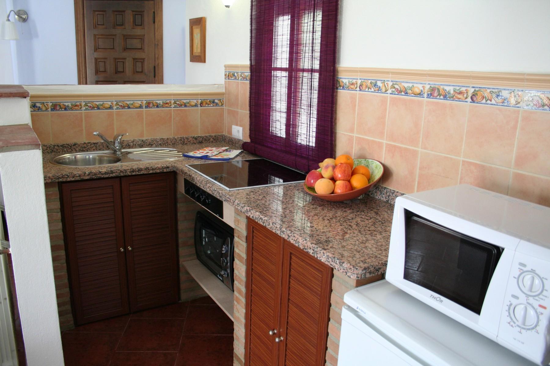 103345 - Apartment In Grazalema Randa Spain
