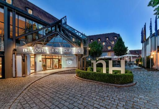 NH Hotels Hotel in ➦ Nordlingen ➦ accepts PayPal