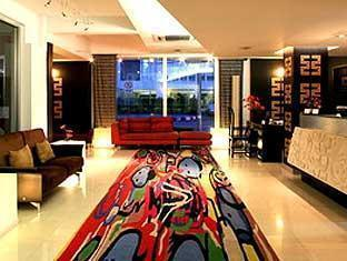 Bangkok Boutique Hotel Bangkok - Lobby Area