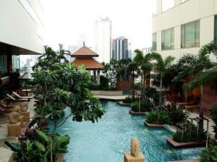 Jasmine City Hotel Bangkok - Swimming Pool