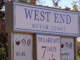 Westend Motorlodge PayPal Hotel Orange