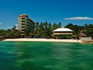 Costabella Tropical Beach Hotel Cebu-stad - Strand