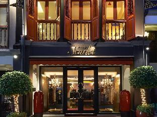 ザ スカーレット シンガポール ホテル1