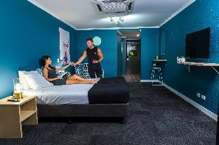 Hotell Gilligan''s Backpacker Hostel  i Cairns, Australien