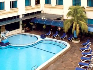 Grand Angkasa International Hotel Medan - Swimming Pool