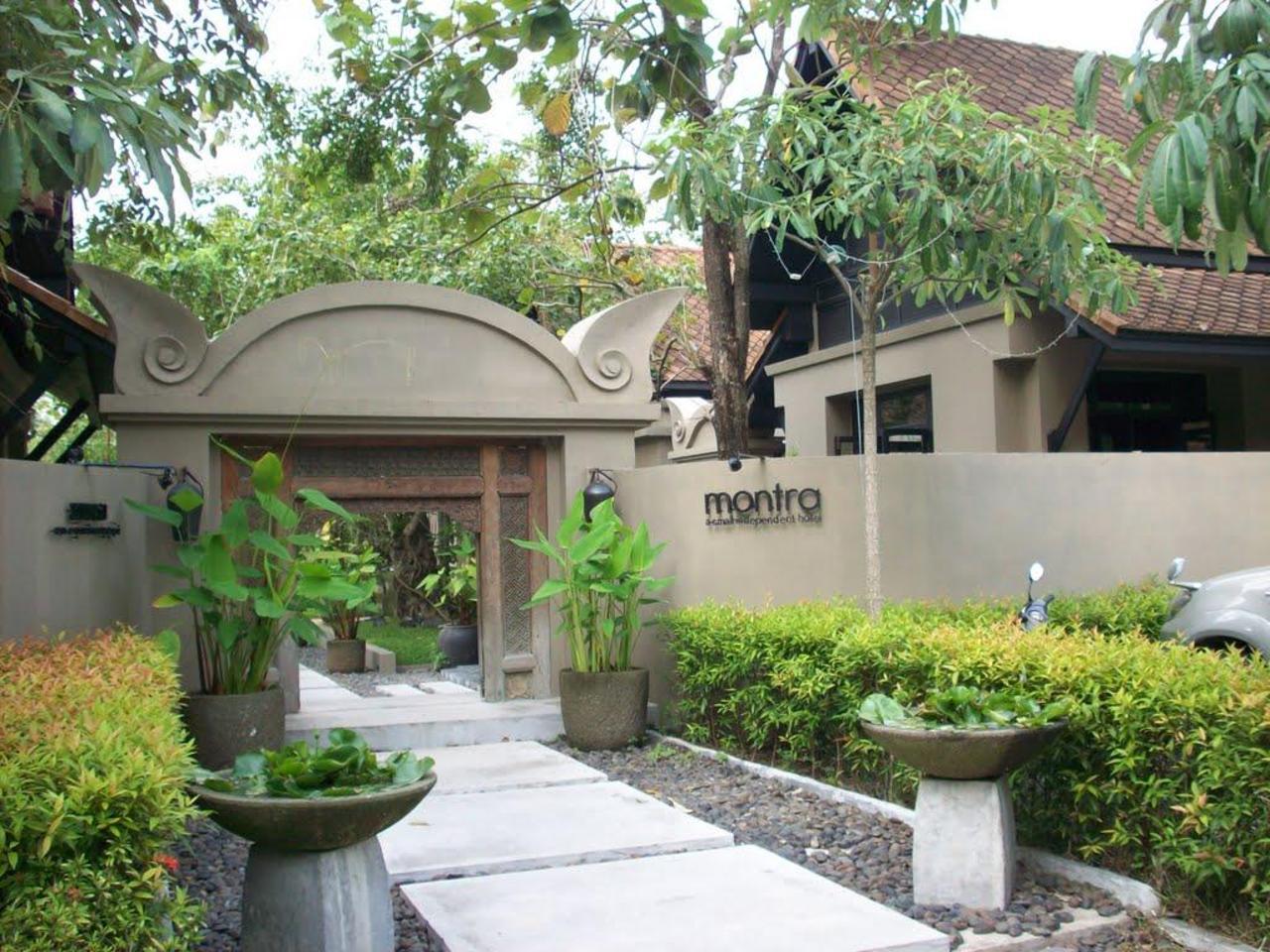 โรงแรมมนตรา (Montra Hotel)