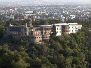 Fiesta Americana Grand Chapultepec Hotel Mexico City - Exterior