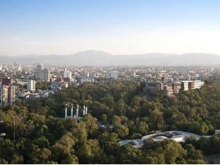 Fiesta Americana Grand Chapultepec Hotel Mexico City - View