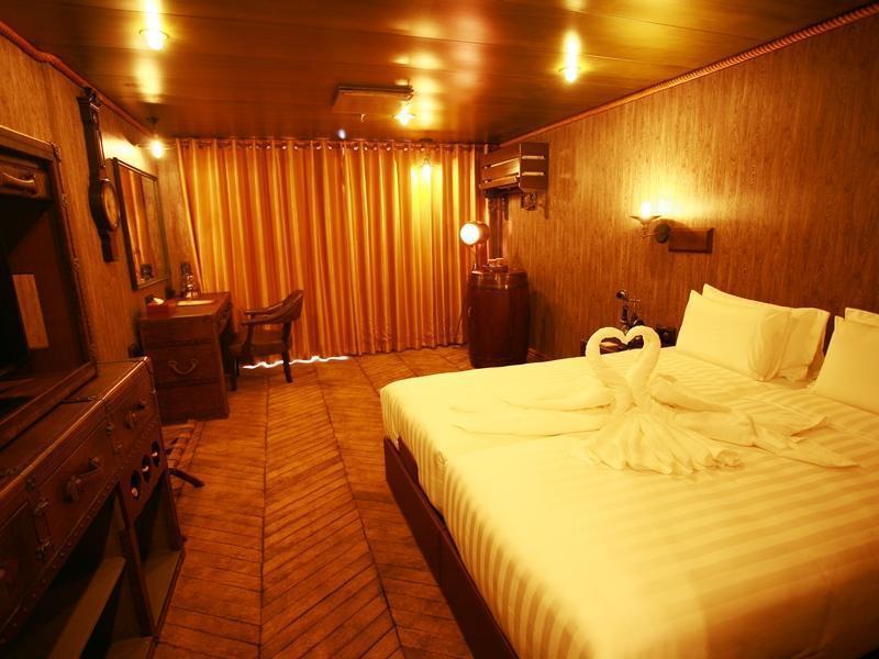 【 ヤンゴン 空室ホテル】Vintage Luxury Yacht Hotel(Vintage Luxury Yacht Hotel)