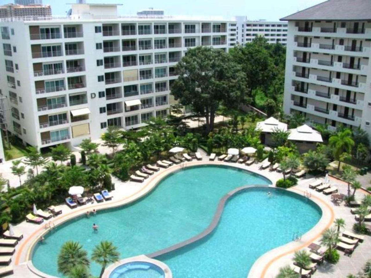 วงศ์อมาตย์ ไพรเวซี่ บาย กู้ดลัค อพาร์ตเมนต์ (Wongamat Privacy by Good Luck Apartments)