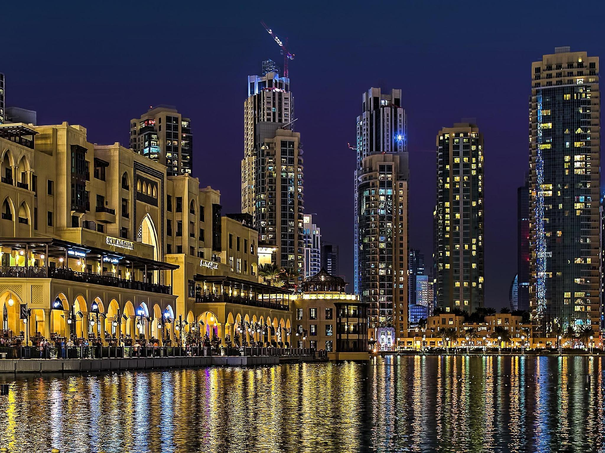Downtown Al Bahar Apartments – Dubai 5