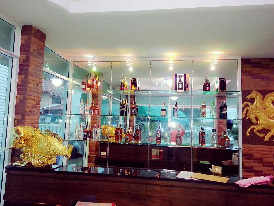 本加纳空村旅馆,บุหงานคร วิลเลจ