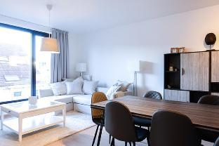 Furnished Flats near Antwerp City Center Антверпен