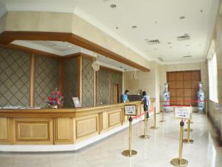 Pousada Marina Infante Hotel Macau - Recepció