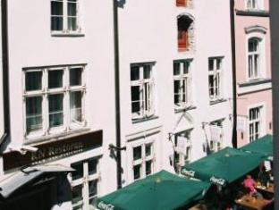 Merchants House Hotel Tallinn - Hotellet udefra