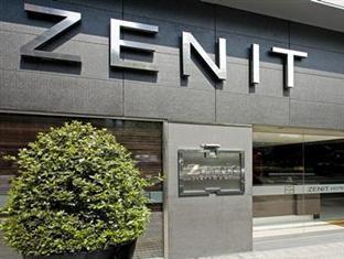 Hotel Zenit Bilbao Bilbao takes PayPal