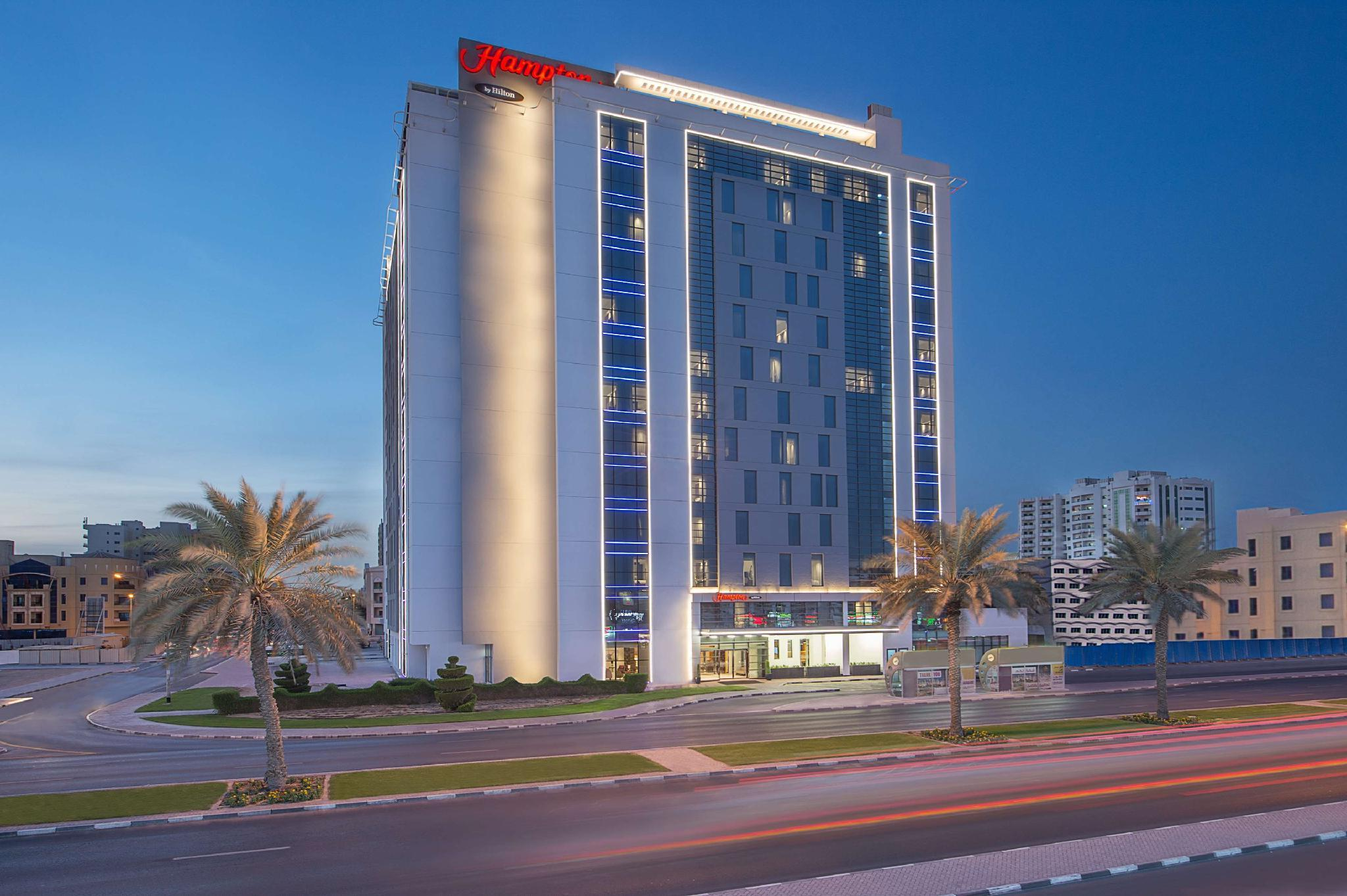 Hampton by Hilton Dubai Airport – Dubai 1