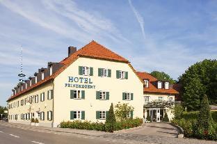 Hotel Prinzregent an der Messe PayPal Hotel Munich