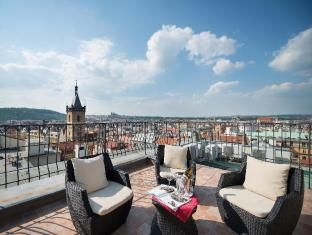 Hotel Suite Home Prague Prague - Balcony/Terrace