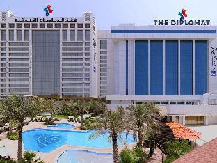 The Diplomat Radisson Blu Hotel Residence and Spa 外交区丽笙水疗公寓式图片