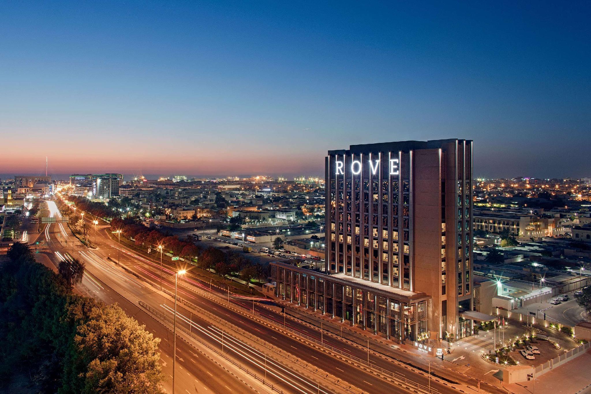 Rove Trade Centre – Dubai 1