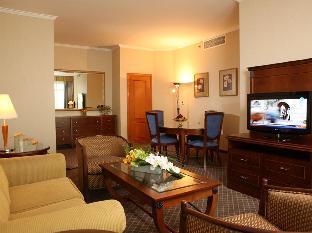 Roda Al Murooj Hotel guestroom junior suite
