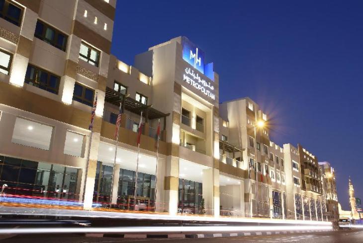 Metropolitan Hotel Dubai photo 3