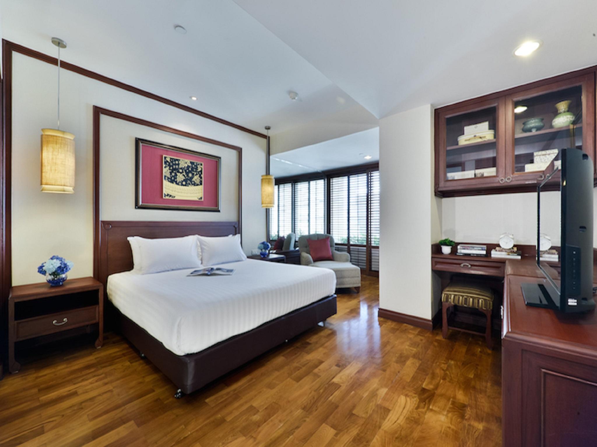 โรงแรมเซ็นเตอร์ พอยต์ สุขุมวิท - ทองหล่อ