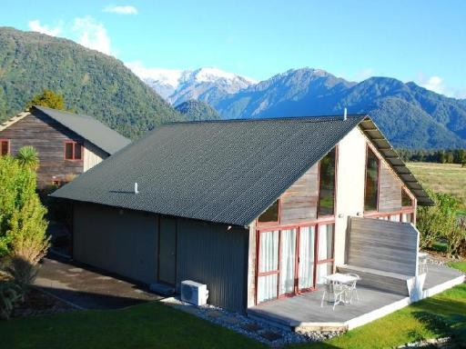 Glenfern Villas PayPal Hotel Franz Josef Glacier