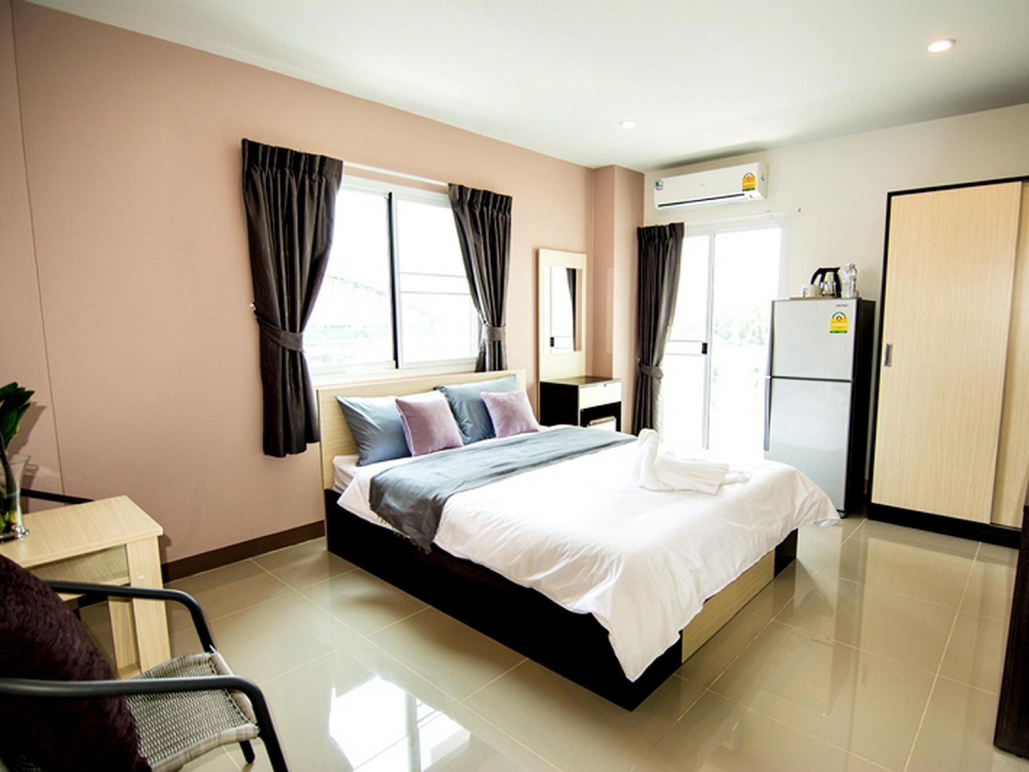 At Ease Residence Suvarnabhumi ,แอท อีส เรสซิเดนซ์ สุวรรรณภูมิ