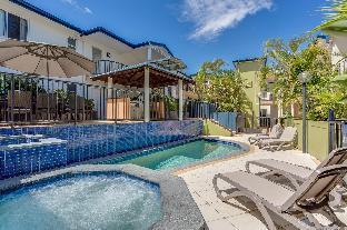 Hotell Breakfree Eco Beach Resort  i Byron Bay, Australien