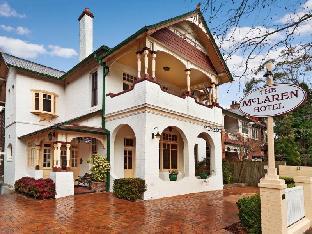 Mclaren Hotel PayPal Hotel Sydney