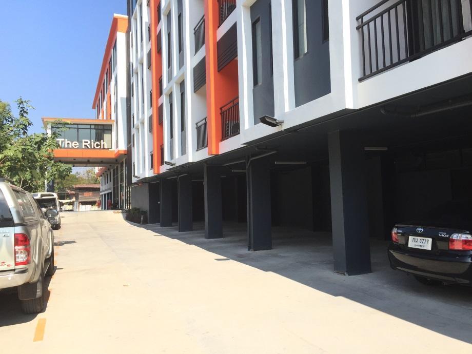 โรงแรมเดอะ ริช อุบลราชธานี