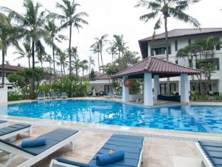 Legong Keraton Beach Hotel Bali - Swimming Pool