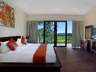 Askara Villa Rice Field View