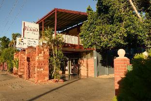 Hotell Elkira Motel  i Alice Springs, Australien