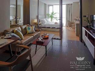 booking Chonburi Balcony Courtyard Si Racha Hotel & Serviced Apartments hotel